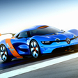 Renault Alpine A110-50 is One Fast Birthday Gift