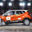 Renault Captur Scores 5-Star Euro NCAP Rating