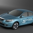 Renault Samsung Shows Electric SM3 for Korea
