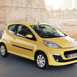 Renewed Peugeot 107 Has Daytime Running LEDs and Better Emissions