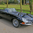 Restored Series 1 E-Type Expected to Sell Big at Auction