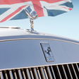 Rolls Royce Creates Special Badge for Olympics