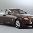 Rolls-Royce Creates Special Edition Ghost for Middle East
