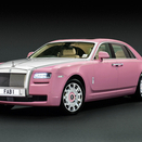 Rolls-Royce Pink FAB1 Hopes to Raise £1 million for Charity