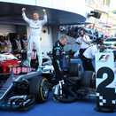 Rosberg still unbeaten after victory in Sochi