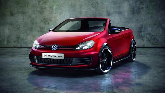 Rumormill: VW GTI Cabriolet Set for Geneva Reveal :: News :: autoviva