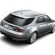 Saab to launch new 9-5 SportWagon at Geneva Motor Show