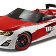 Scion FR-S Speedster Disfigures a Fine-Looking Car