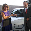 Seat Gives 2 Electric Altea XL EVs to Madrid City Hall
