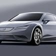 Seat IBE: electric concept presented at Geneva