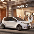 Seat works with Mango in a special edition Mii