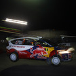 Sebastien Loeb closes the World Rally Car era with a win