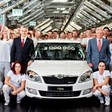 Skoda Builds 3 Millionth Fabia