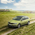 Skoda Rapid Spaceback gets Scoutline versions