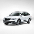 Skoda Superb Combi Outdoor Brings Allroad Concept to Skoda