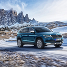 Skoda unveils off-road styled Kodiaq Scout