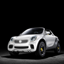 Smart Crossover Due in 2016 Based on New Smart Fortwo