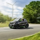 Smart reveals fortwo and forfour Electric Drive