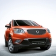 Ssangyong brings XIV-2 Concept and Korando Enhanced to Geneva
