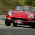 Steve McQueen's Ferrari 275 GTB4 Under Restoration by Ferrari