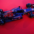 STR9 is Toro Rosso's challenger for the 2014 F1 season