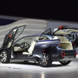 Subaru unveils third version of the Viziv concept
