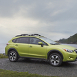 Subaru Introduces XV Hybrid to Japan