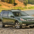 Subaru Outback elected Motor Trend's 2010 Sport Utility Vehicle of the Year