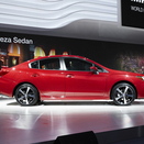 Subaru reveals the new Impreza in New York