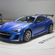 Subaru reveals sports concept in New York