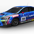 Subaru Unveils WRX STI for Racing in Nürburgring 24 Hours
