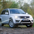 Suzuki Grand Vitara Refreshed for 2013