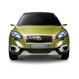 Suzuki SX4 Replacement Will Be a Juke Competitor