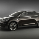 Tesla Model X Coming in 2014 with 2-Motor All-Wheel Drive