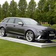 The First Audi RS6 Imported Into the UK Has Been Sold for Auction in the UK