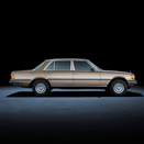 The Mercedes-Benz S-Class Generations