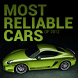 The most reliable Cars 2012