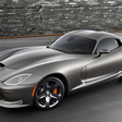 The SRT Viper Anodized Carbon Edition Gets Special Matte Metallic Paint