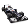 The Williams FW35 Cuts Off Its Nose and Gets 80% New Parts