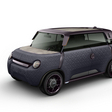 Toyota Me.We Is a 60s-Inspired Modern Car