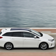 Toyota Auris Touring Sports Enters Production in Europe