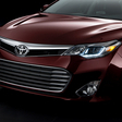 Toyota Avalon Shrinks for Newest Generation