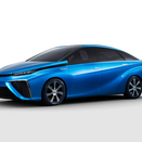 Toyota Building a Hydrogen Infrastructure in California with Automakers