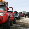Toyota Hilux reaches the South Pole