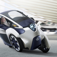 Toyota i-ROAD Imagines Zero Emissions Personal Transport Three-Wheeler