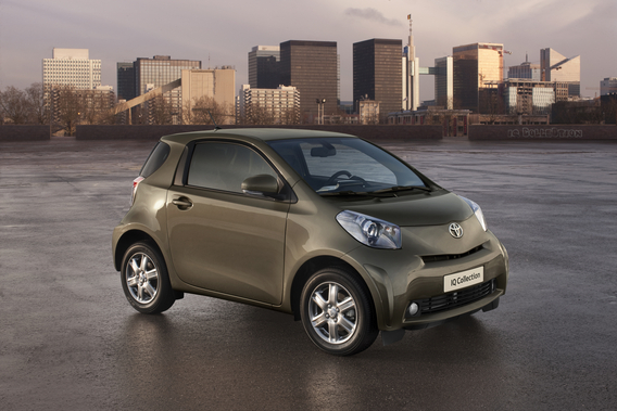 toyota planning hybrid iq and aygo by 2020 news. Black Bedroom Furniture Sets. Home Design Ideas