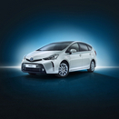 Toyota Prius+ updated for Europe