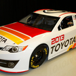 Toyota Using 70s Livery for 2013 NASCAR Camry (with Video)