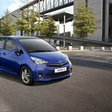 Toyota Verso-S debuts in Paris
