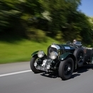 Two Blower Bentleys Taking on Mille Miglia